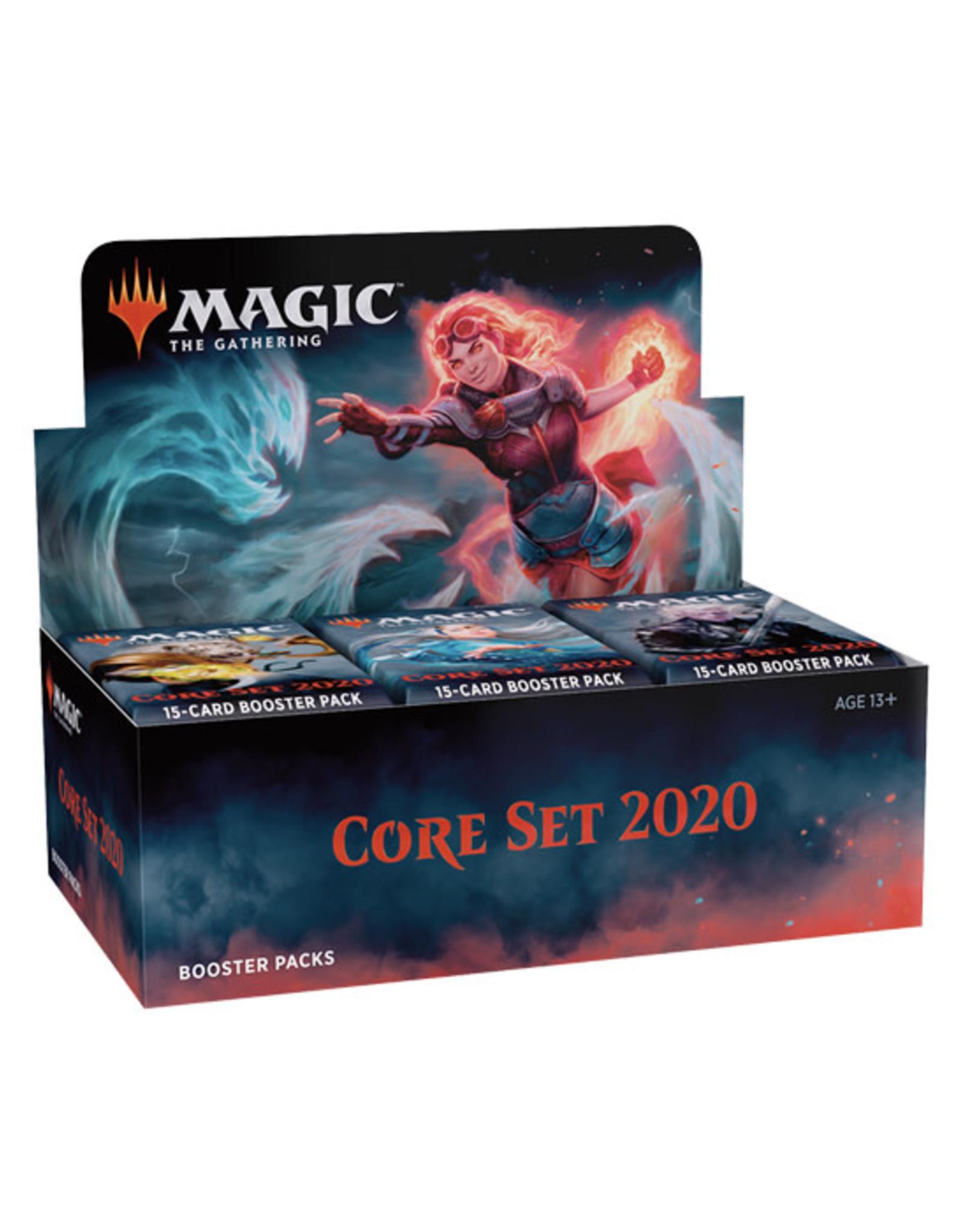 Magic: The Gathering Magic: The Gathering - Core 2020 - Booster Box