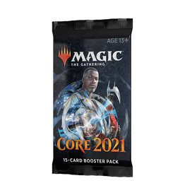 Magic: The Gathering Magic: The Gathering - Core 2021 - Booster Pack