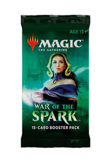 Magic: The Gathering Magic: The Gathering - War of the Spark - Booster Pack