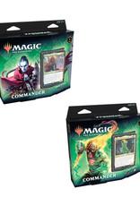 Magic: The Gathering Magic: The Gathering - Zendikar Rising - Commander Deck