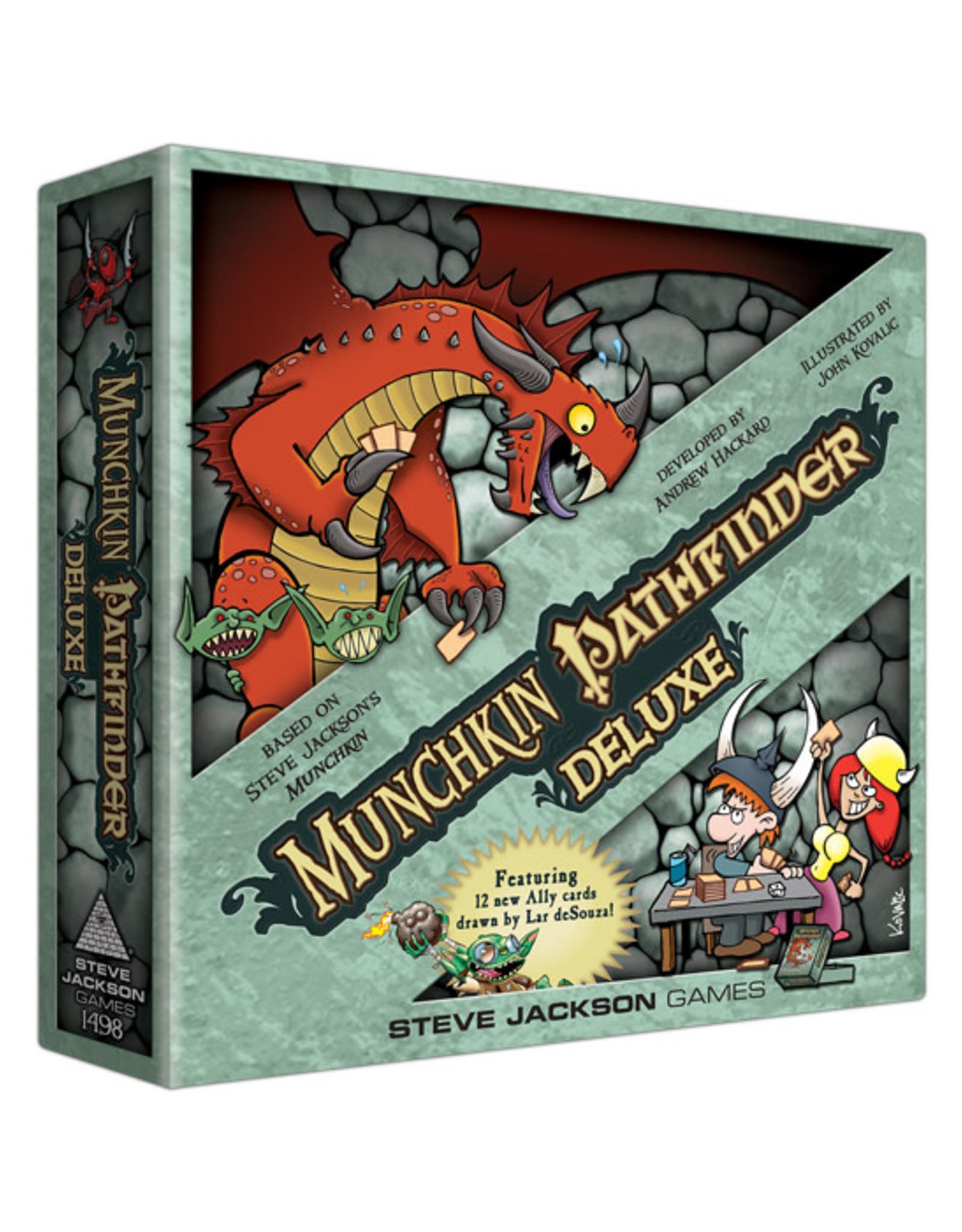 Munchkin Munchkin: Pathfinder - Deluxe