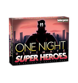 One Night: Ultimate Super Heroes