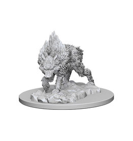 Pathfinder Pathfinder Battles: Deep Cuts - Dire Wolf