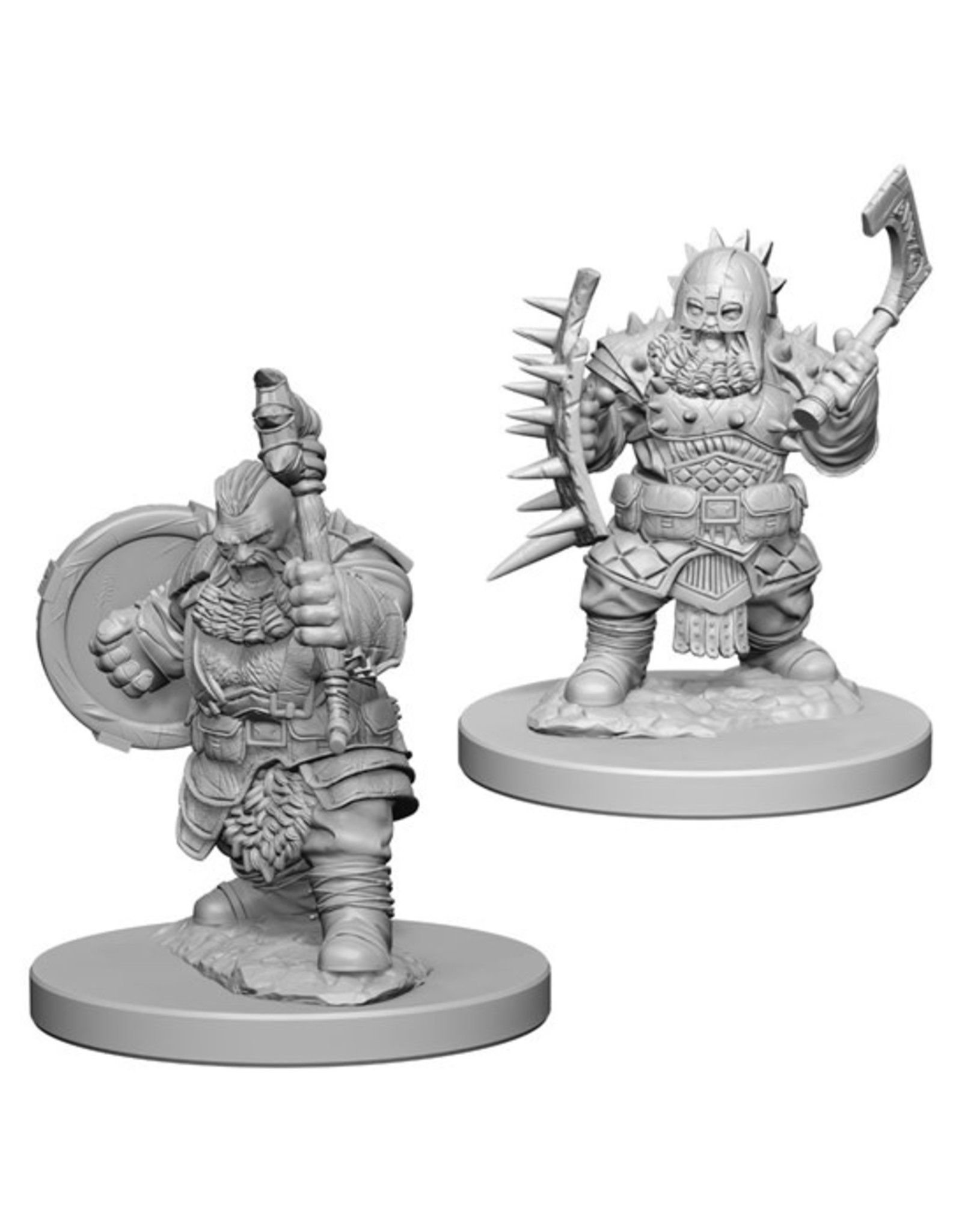 Pathfinder Pathfinder Battles: Deep Cuts - Dwarf Male Barbarian
