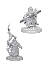 Pathfinder Pathfinder Battles: Deep Cuts - Dwarf Male Sorcerer