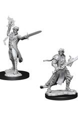 Pathfinder Pathfinder Battles: Deep Cuts - Elf Male Magus