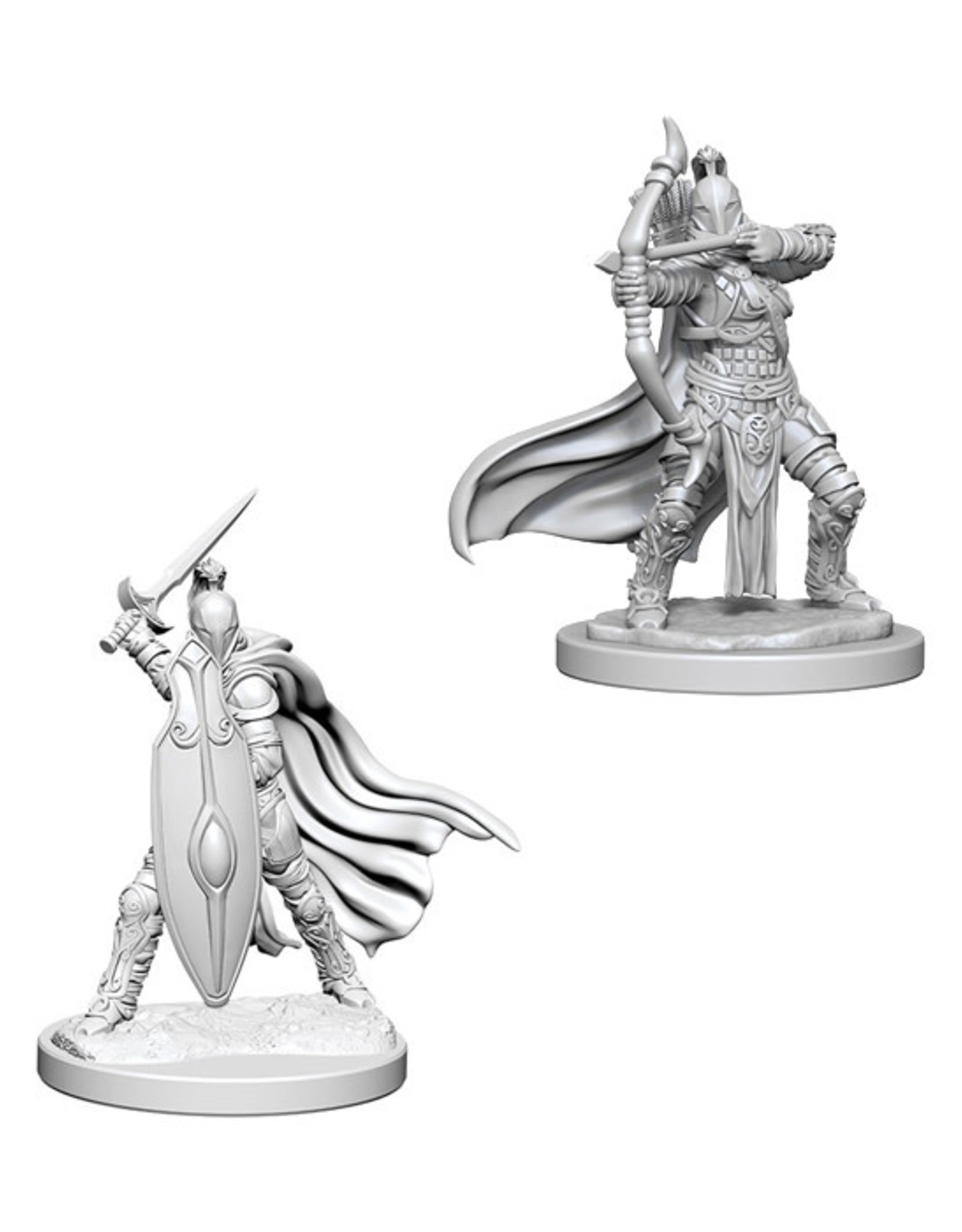 Pathfinder Pathfinder Battles: Deep Cuts - Female Knights / Grey Maidens