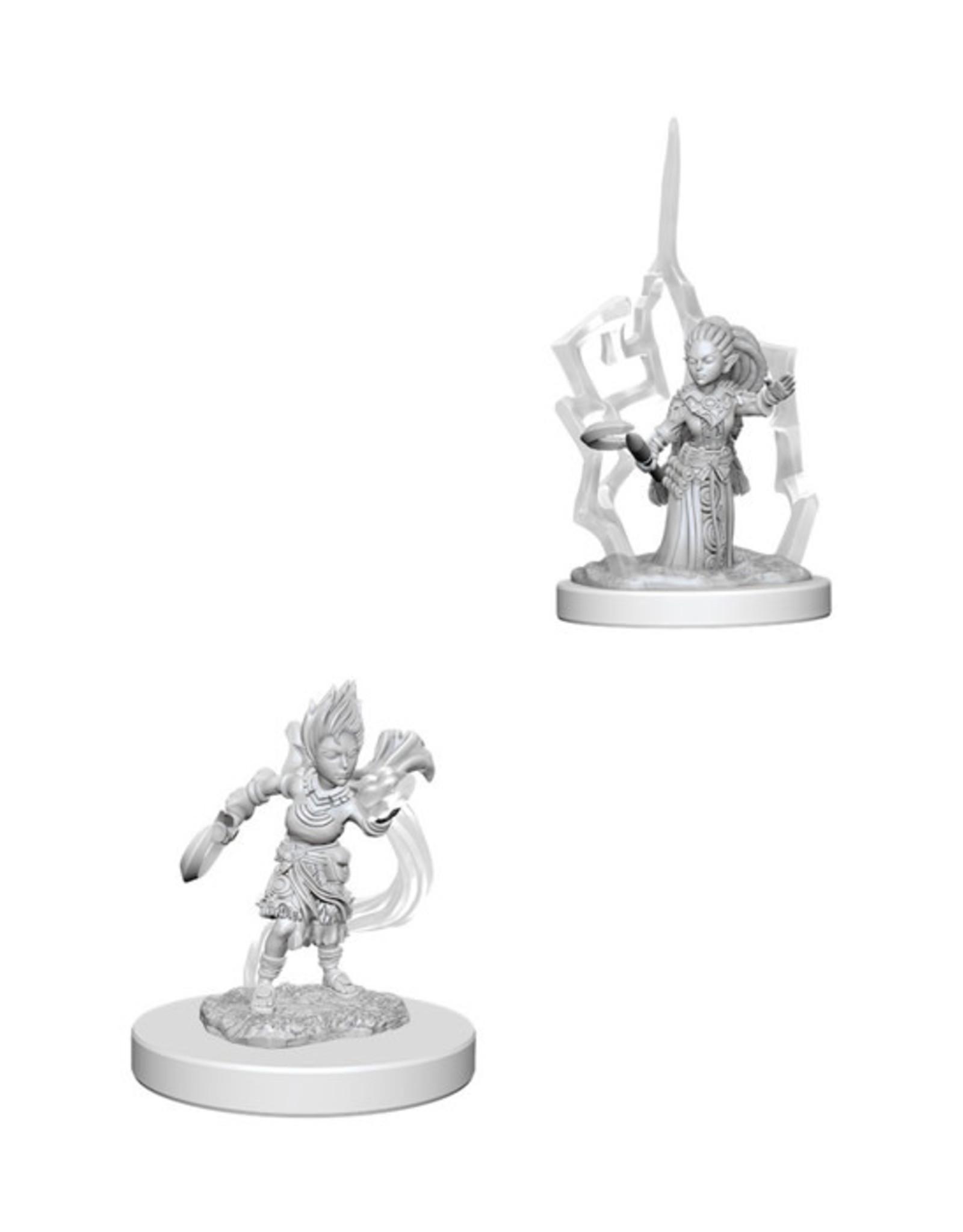 Pathfinder Pathfinder Battles: Deep Cuts - Gnome Female Druid