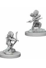 Pathfinder Pathfinder Battles: Deep Cuts - Gnome Female Rogue