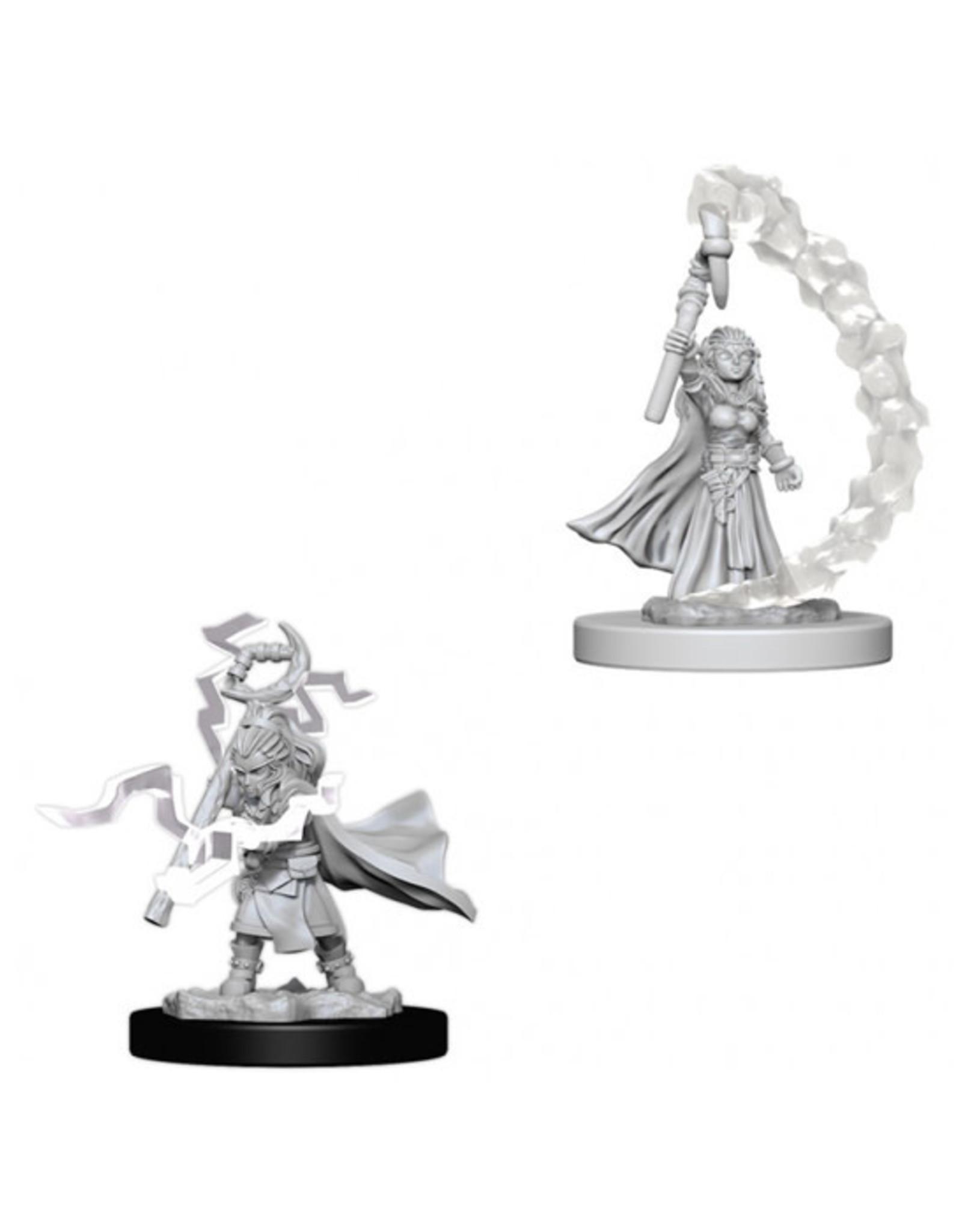 Pathfinder Pathfinder Battles: Deep Cuts - Gnome Female Sorcerer