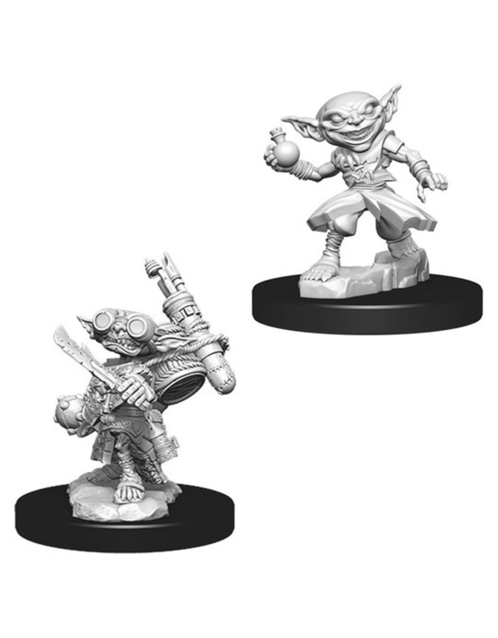 Pathfinder Pathfinder Battles: Deep Cuts - Goblin Male Alchemist