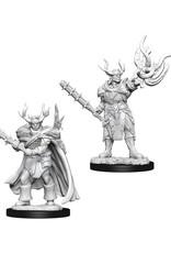 Pathfinder Pathfinder Battles: Deep Cuts - Half-Orc Male Druid