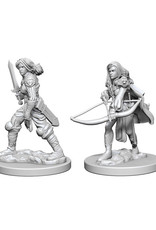 Pathfinder Pathfinder Battles: Deep Cuts - Human Female Fighter