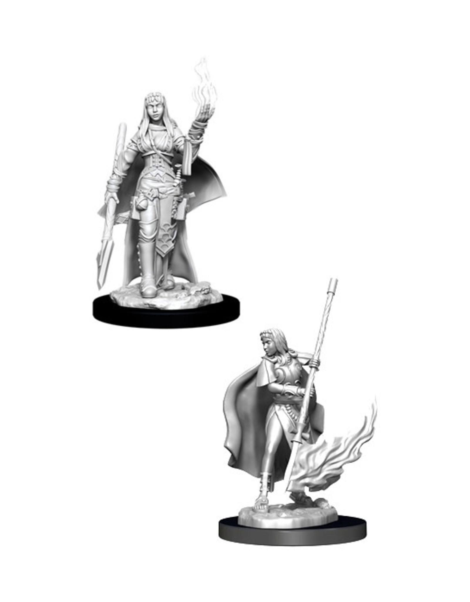 Pathfinder Pathfinder Battles: Deep Cuts - Human Female Oracle