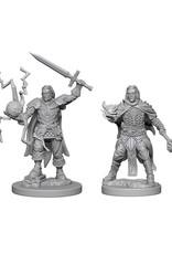 Pathfinder Pathfinder Battles: Deep Cuts - Human Male Cleric