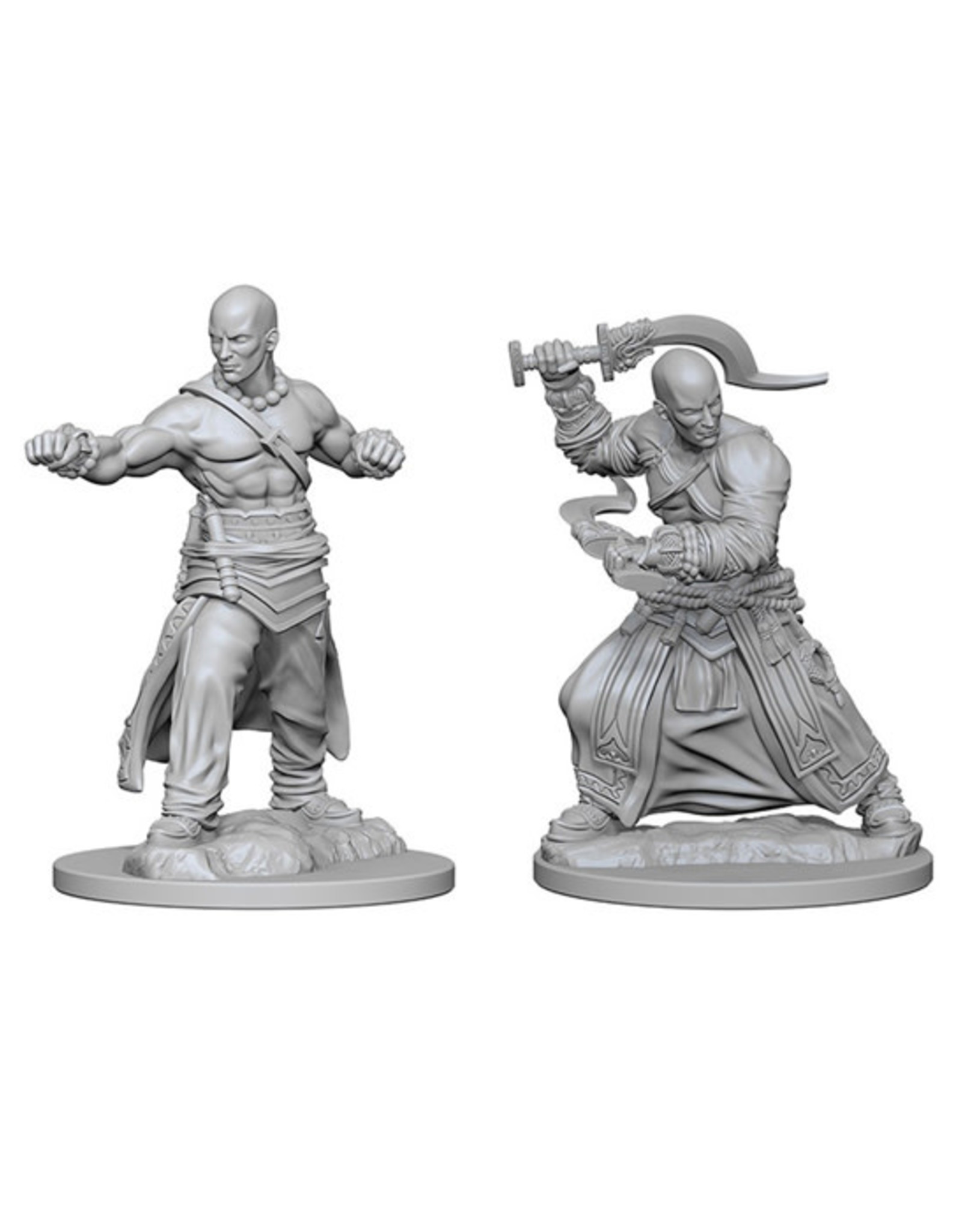Pathfinder Pathfinder Battles: Deep Cuts - Human Male Monk