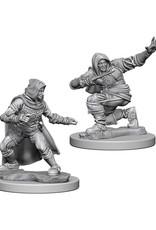 Pathfinder Pathfinder Battles: Deep Cuts - Human Male Rogue