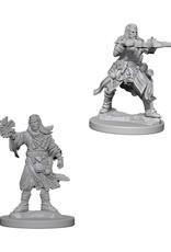 Pathfinder Pathfinder Battles: Deep Cuts - Human Male Wizard