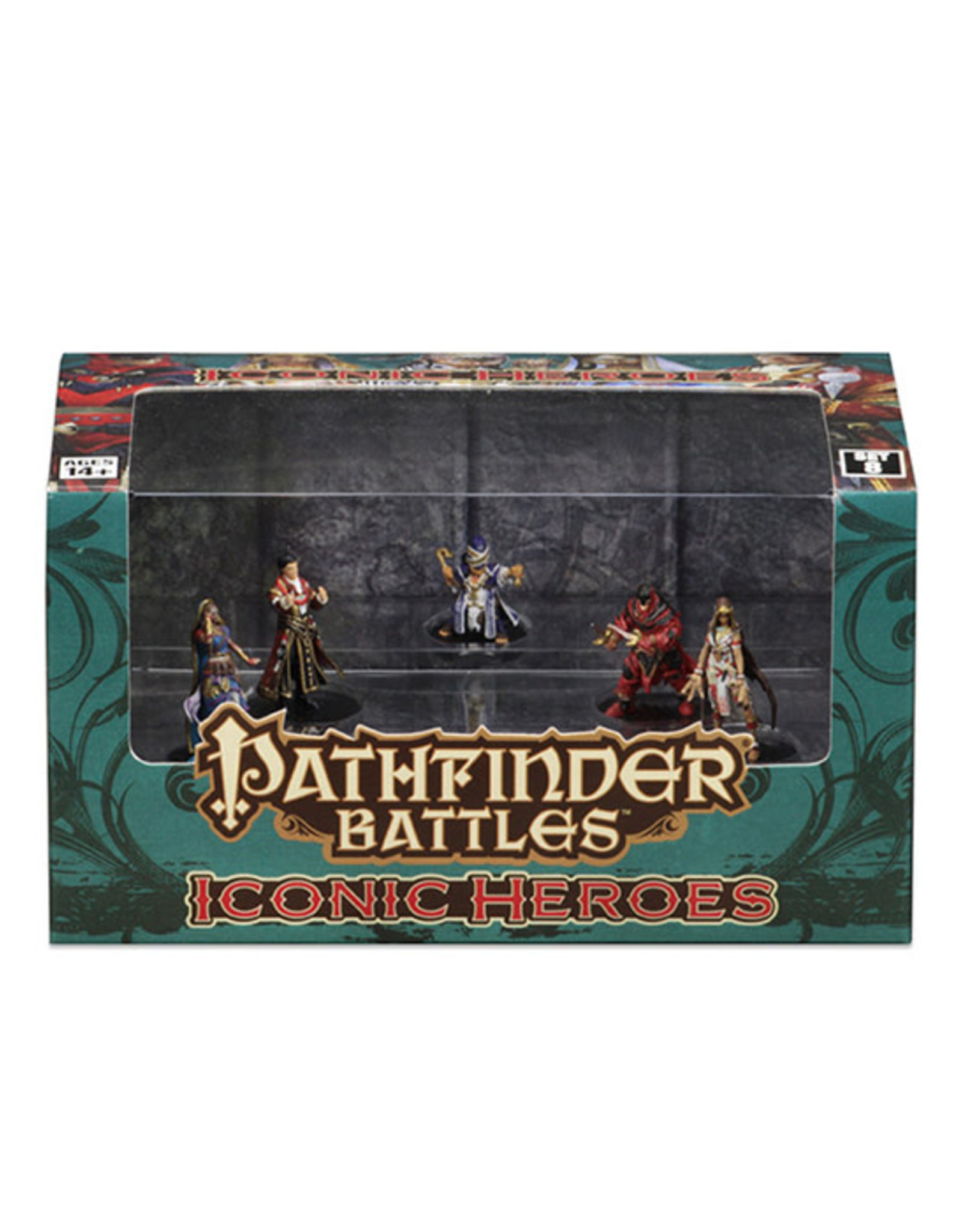 Pathfinder Pathfinder Battles: Iconic Heroes - Box Set 8