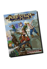 Pathfinder Compatible: Pure Steam - Campaign Setting