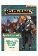 Pathfinder Pathfinder: 2nd Edition - Adventure Path - Agents of Edgewatch - Devil at the Dreaming Palace