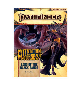Pathfinder Pathfinder: 2nd Edition - Adventure Path - Extinction Curse - Lord of the Black Sands