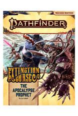 Pathfinder Pathfinder: 2nd Edition - Adventure Path - Extinction Curse - The Apocalypse Prophet