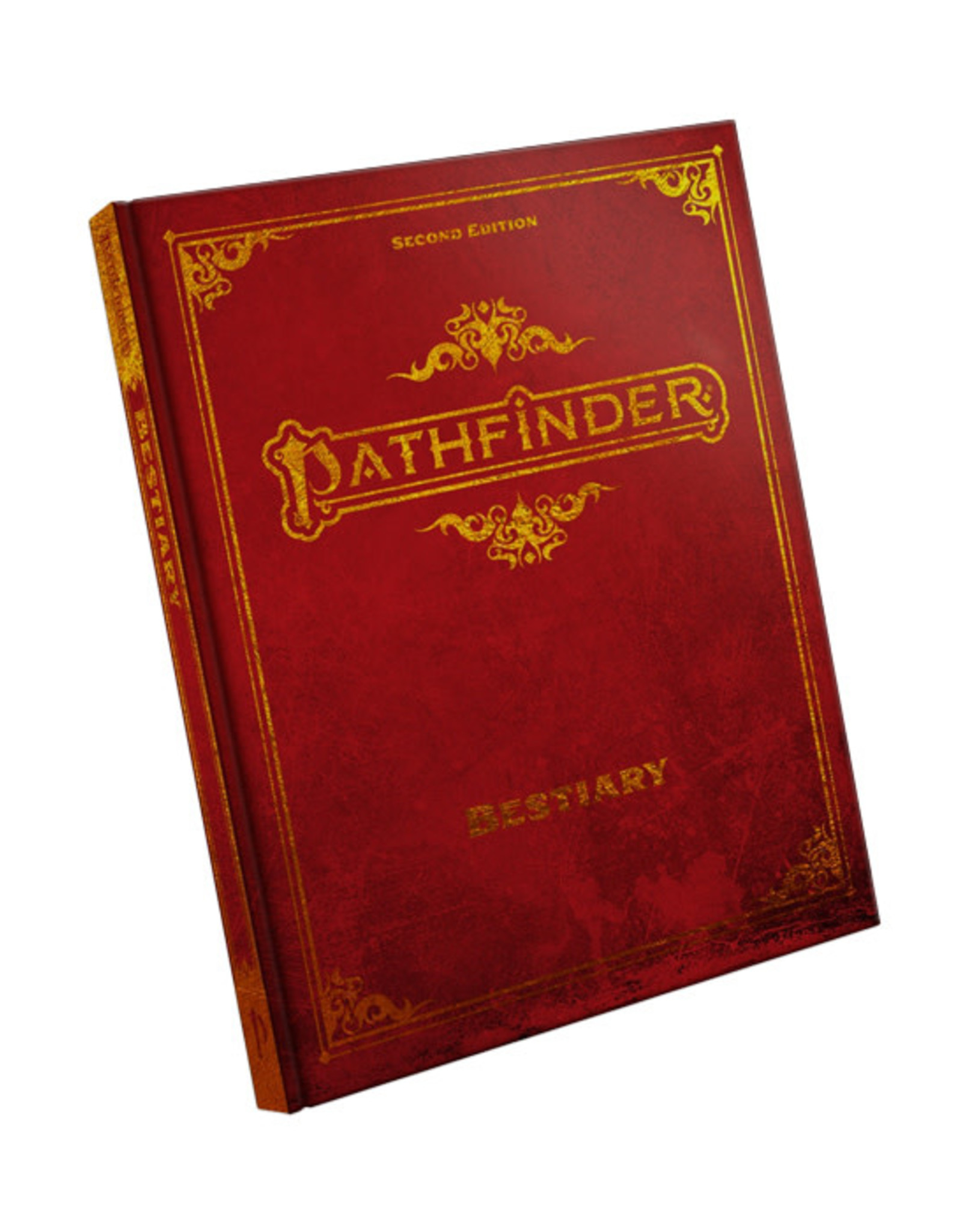 Pathfinder Pathfinder: 2nd Edition - Bestiary - Special Edition