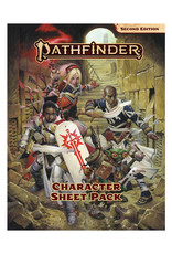 Pathfinder Pathfinder: 2nd Edition - Character Sheet Pack