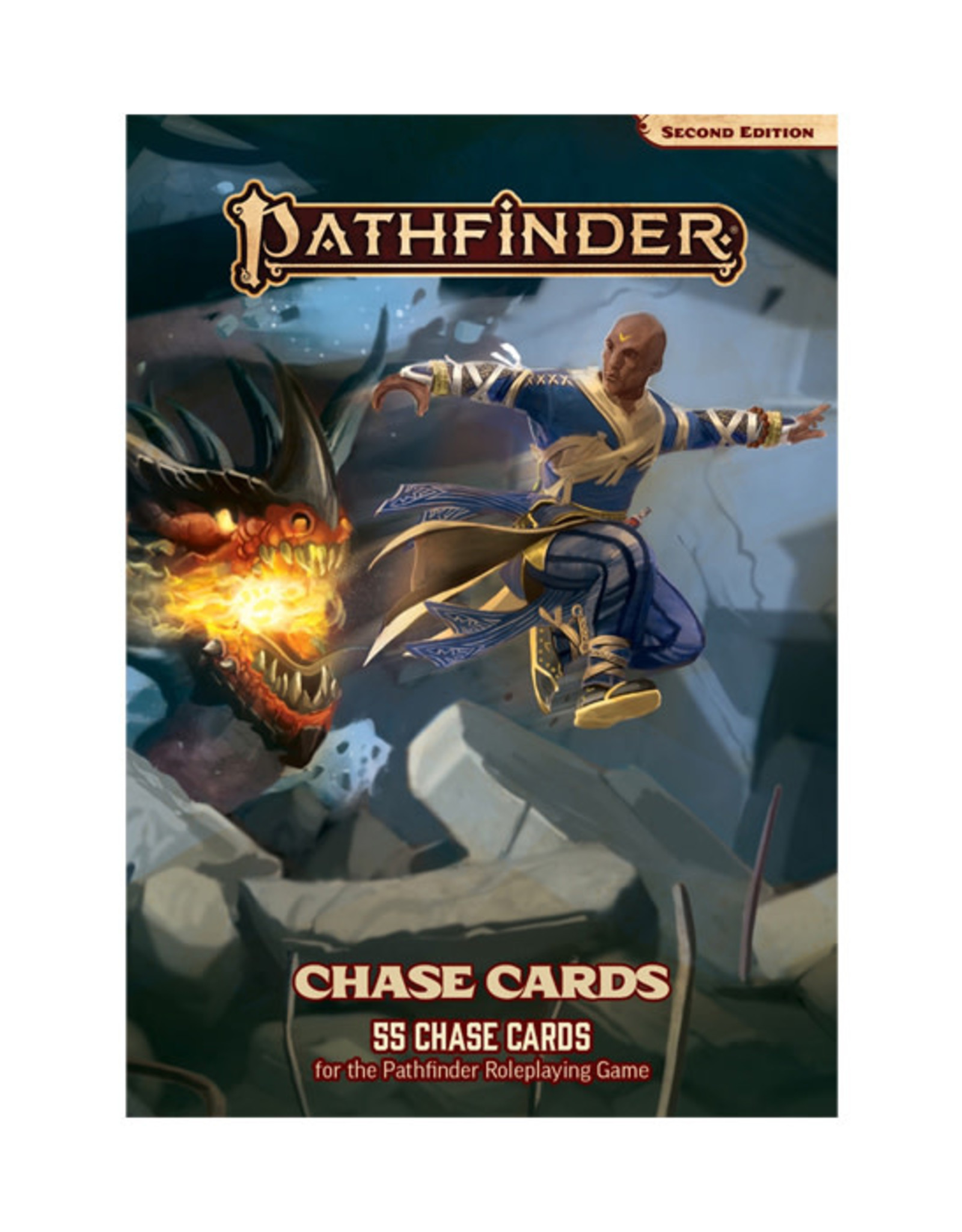 Pathfinder Pathfinder: 2nd Edition - Chase Cards