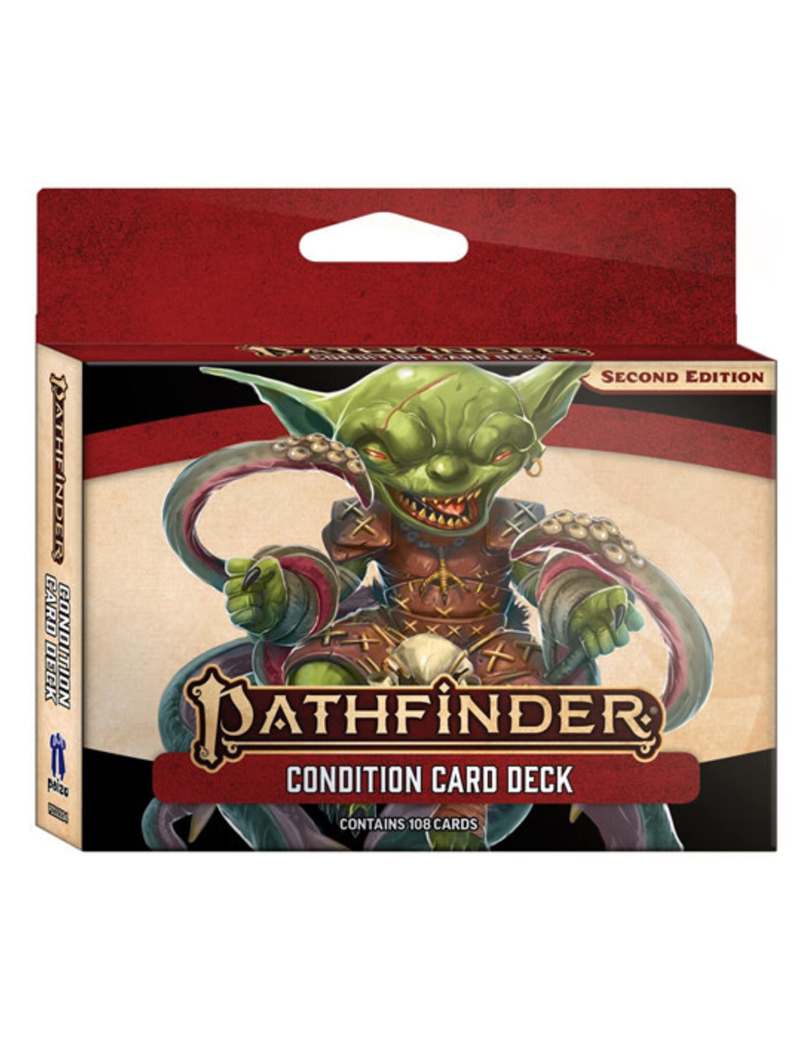 Pathfinder Pathfinder: 2nd Edition - Condition Card Deck