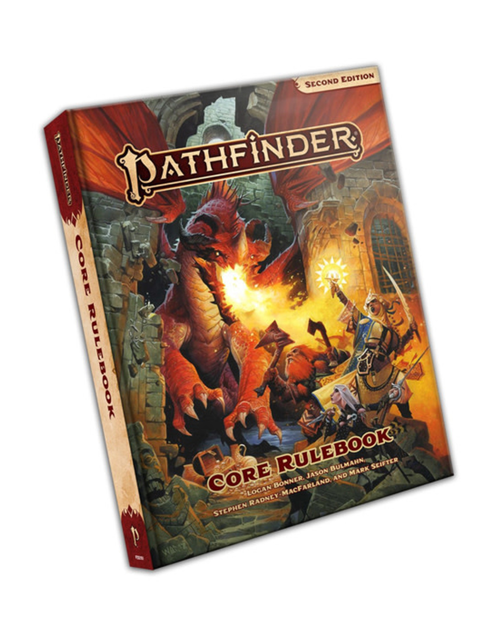 Pathfinder Pathfinder: 2nd Edition - Core Rulebook