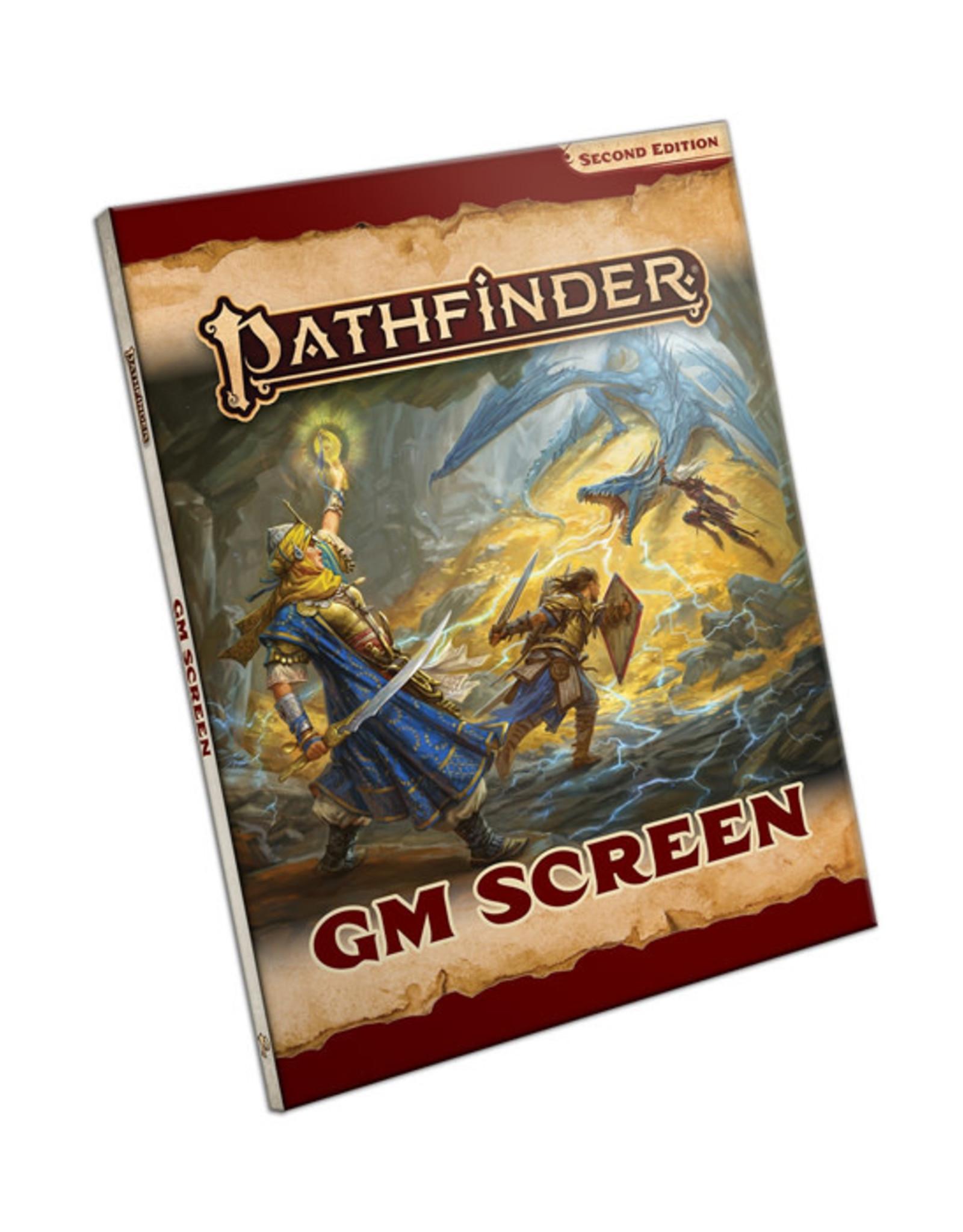 Pathfinder Pathfinder: 2nd Edition - GM Screen