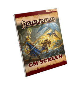Pathfinder Pathfinder: 2nd Edition - GM Screen