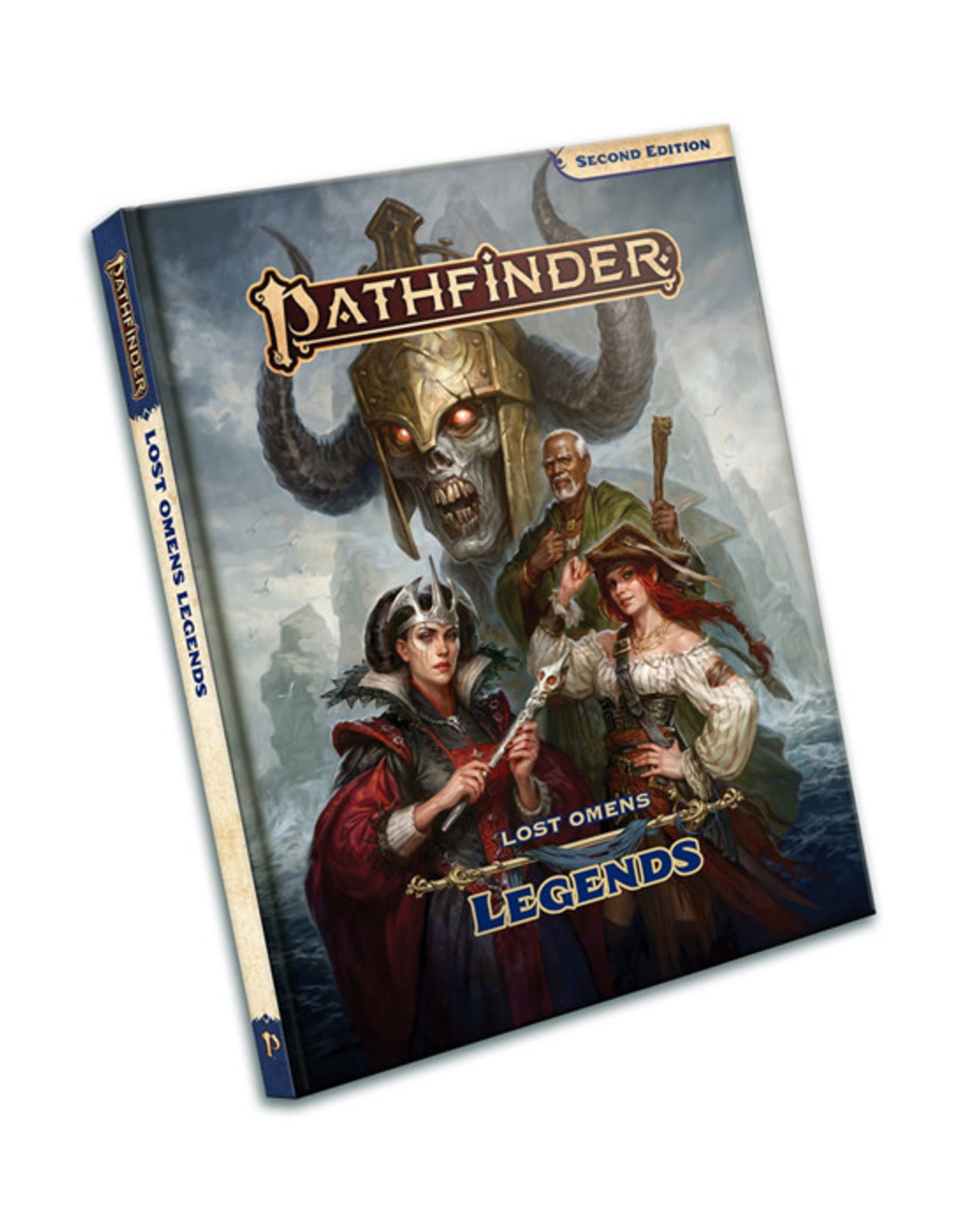 Pathfinder Pathfinder: 2nd Edition - Lost Omens - Legends