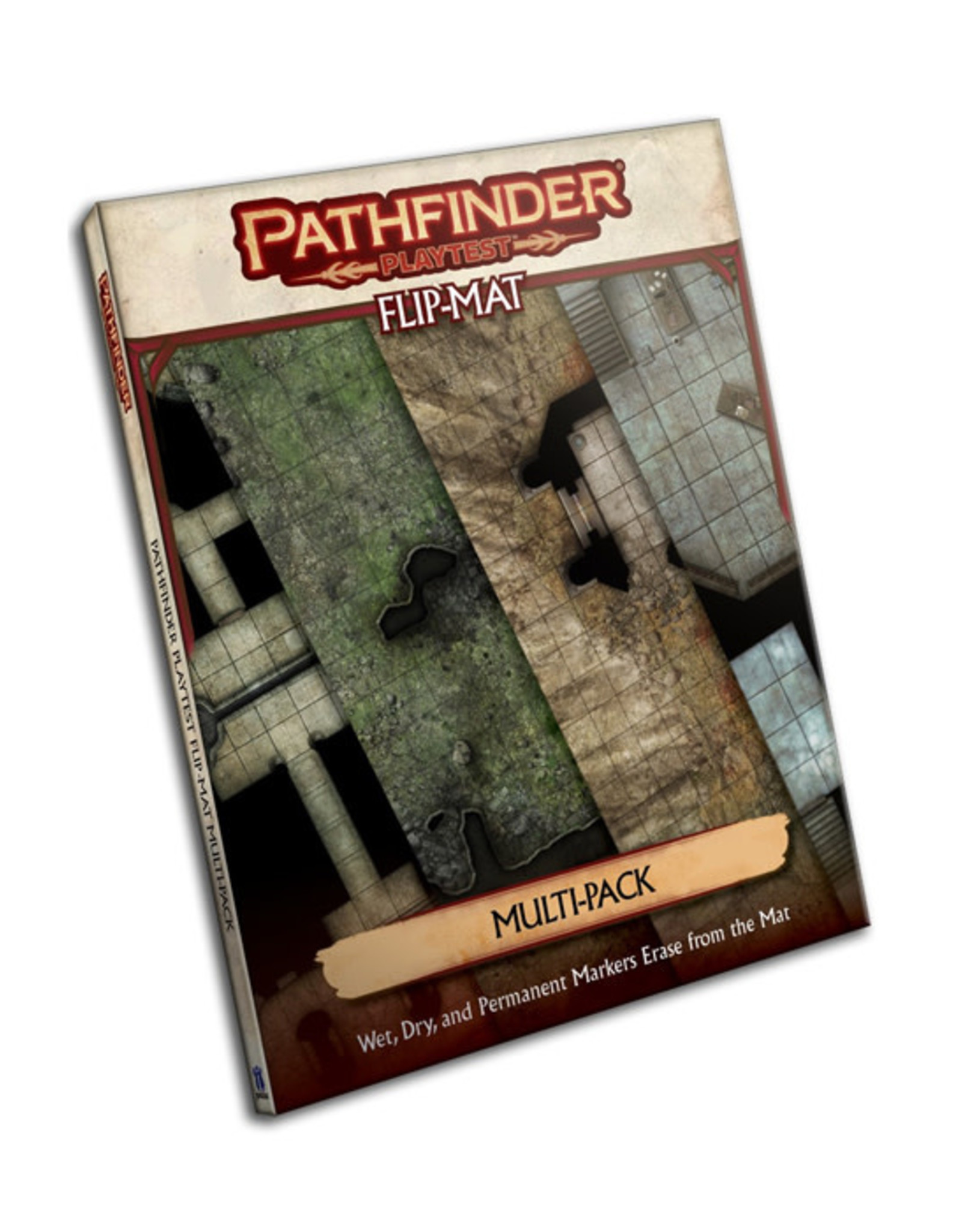 Pathfinder Pathfinder: 2nd Edition - Playtest - Flip-Mat - Multi-Pack