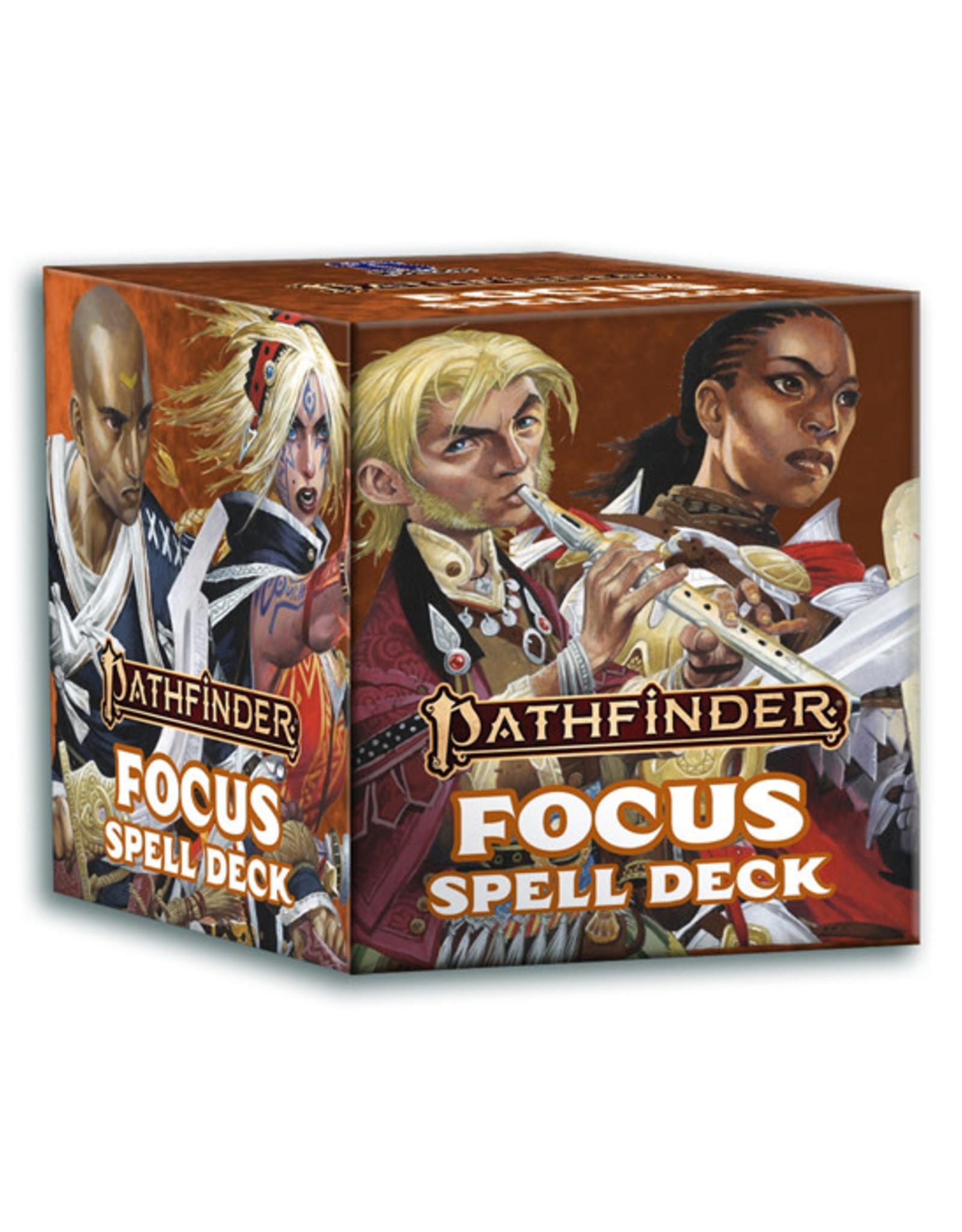 Pathfinder Pathfinder: 2nd Edition - Spell Cards - Focus