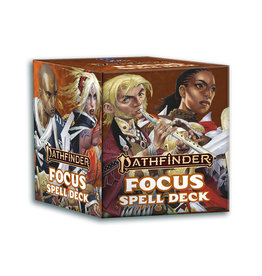 Pathfinder Pathfinder: 2nd Edition - Spell Cards - Focus