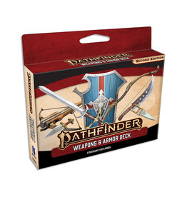 Pathfinder Pathfinder: 2nd Edition - Weapons & Armor Deck