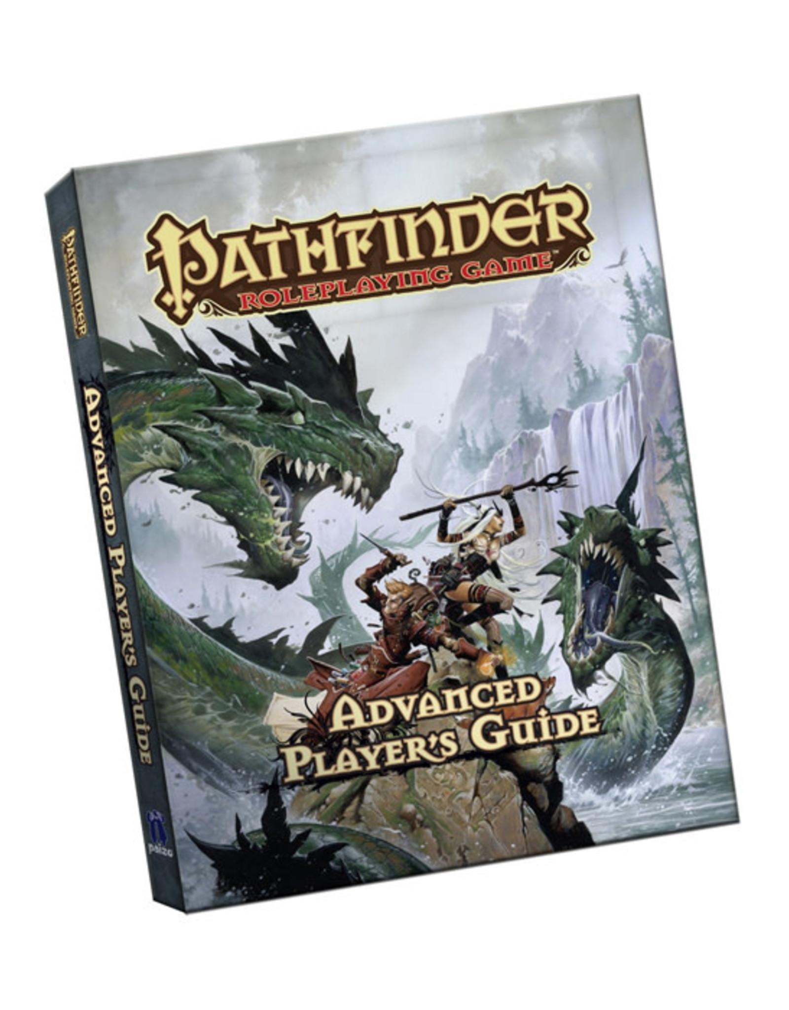 Pathfinder Pathfinder: Advanced Player's Guide