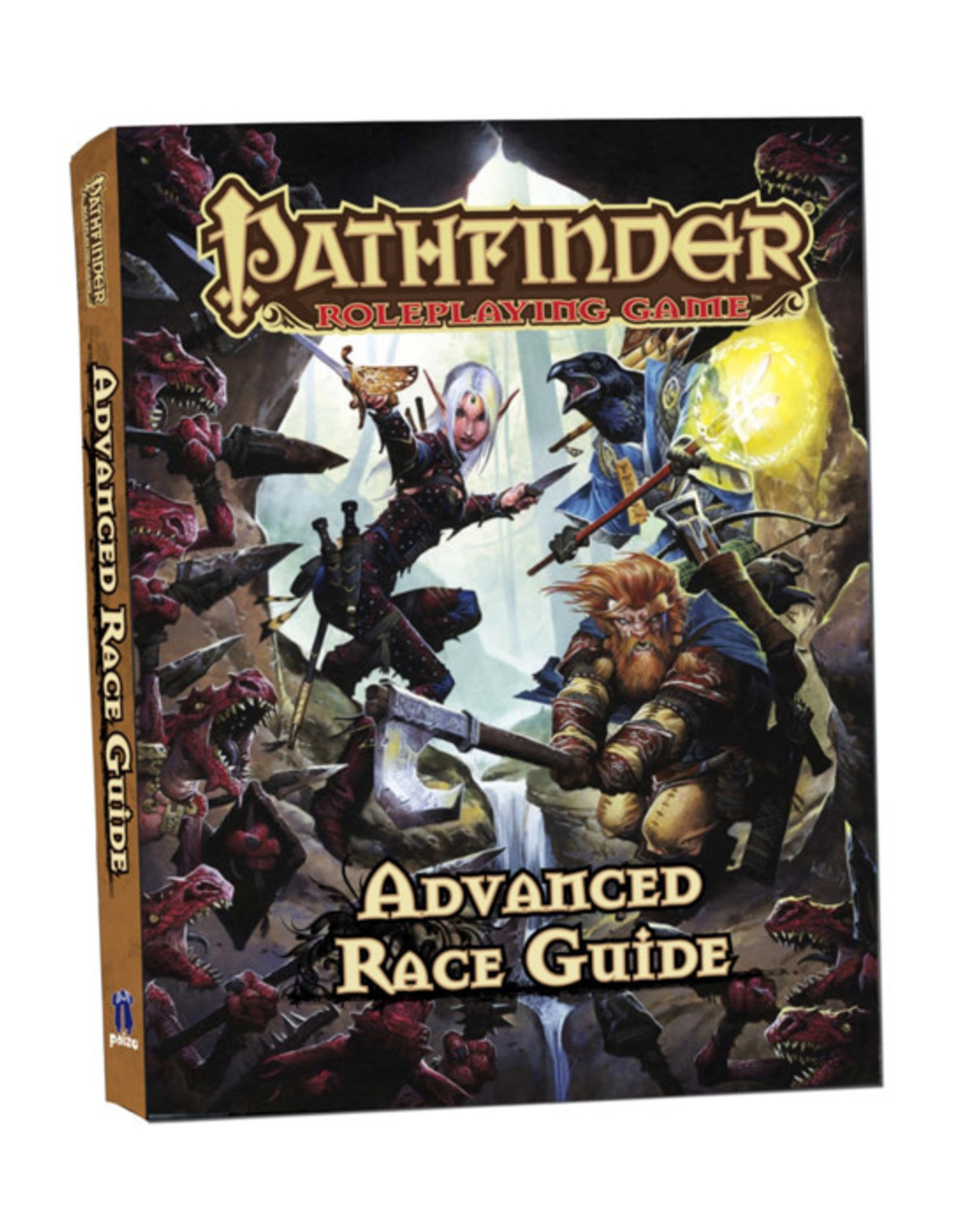 Pathfinder Pathfinder: Advanced Race Guide