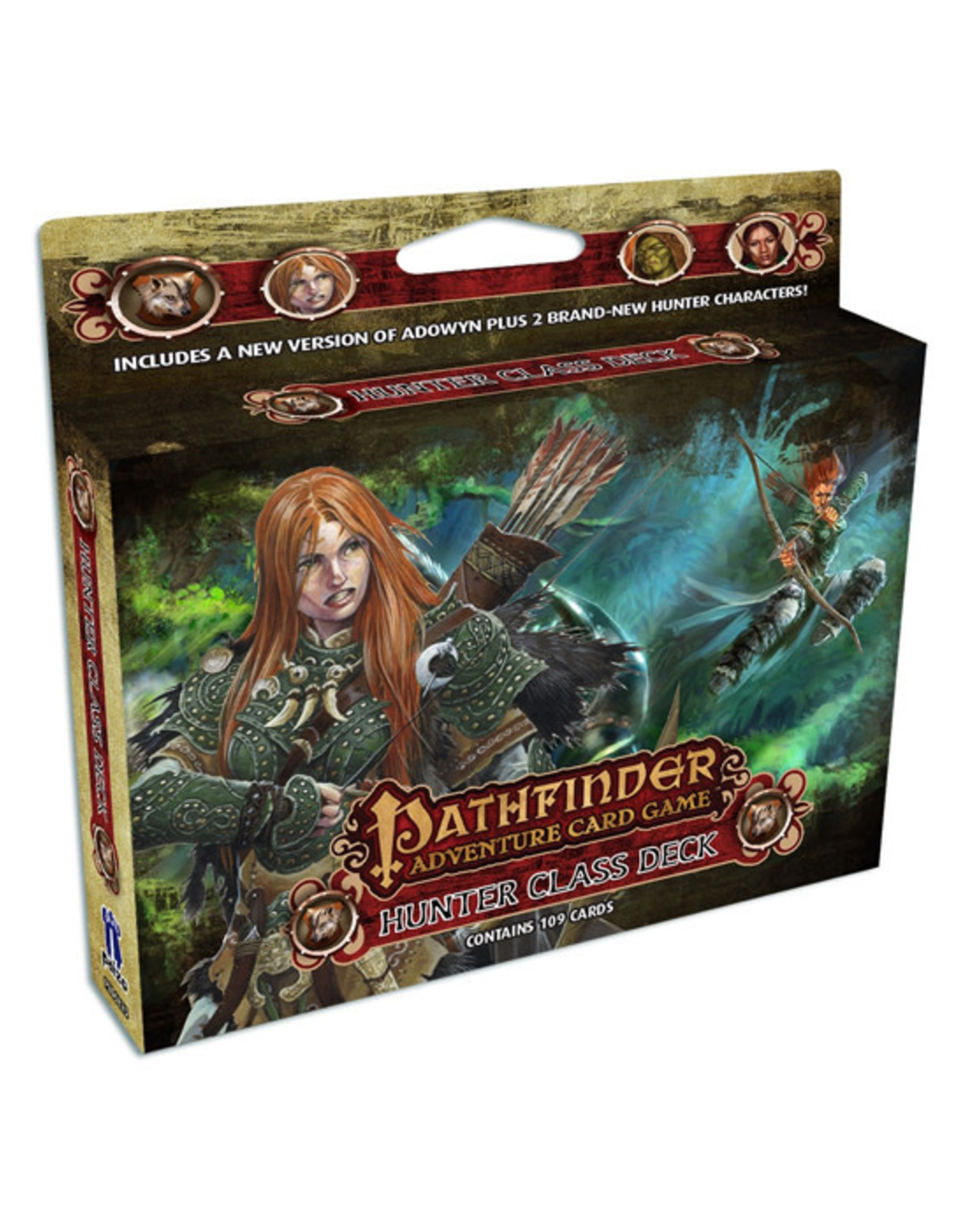 Pathfinder Pathfinder: Adventure Card Game - Hunter Class Deck
