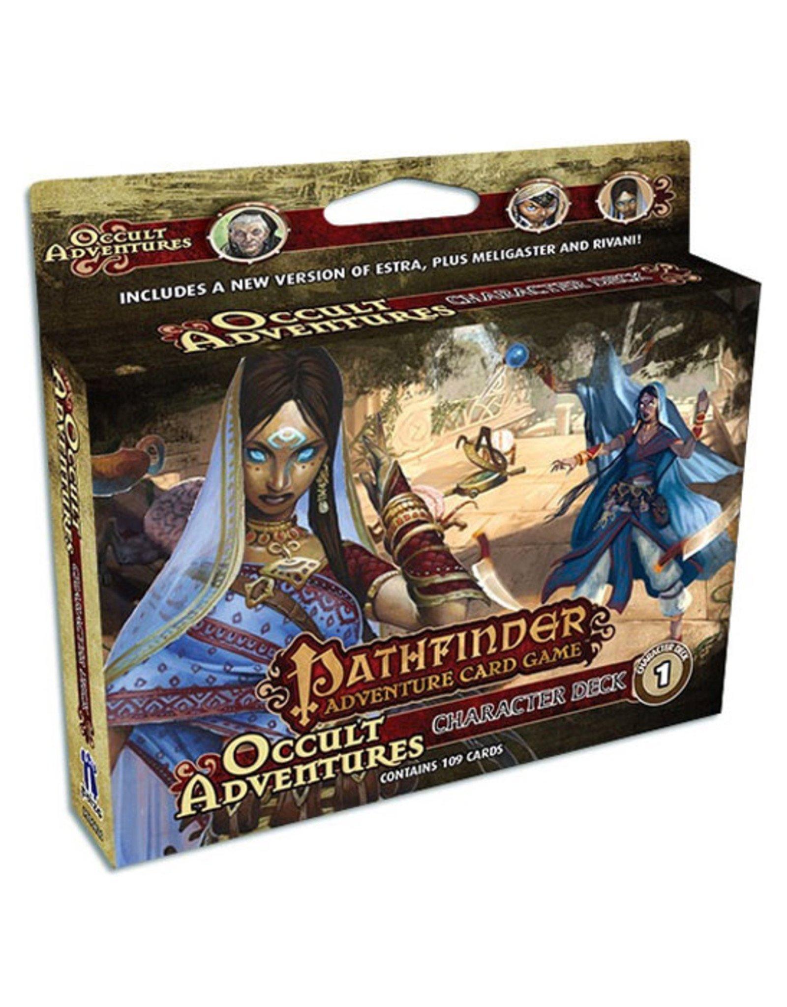 Pathfinder Pathfinder: Adventure Card Game - Occult Adventures - Character Deck 1