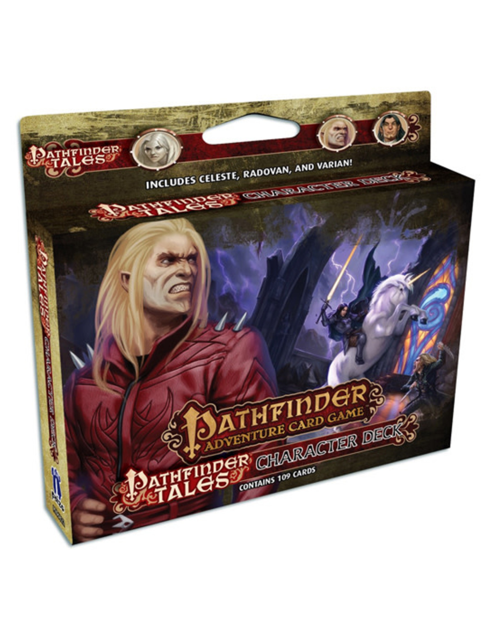 Pathfinder Pathfinder: Adventure Card Game - Pathfinder Tales - Character Deck