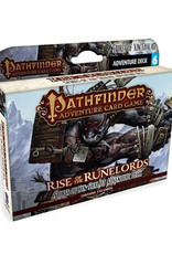 Pathfinder Pathfinder: Adventure Card Game - Rise of the Runelords - Spires Of Xin-Shalast