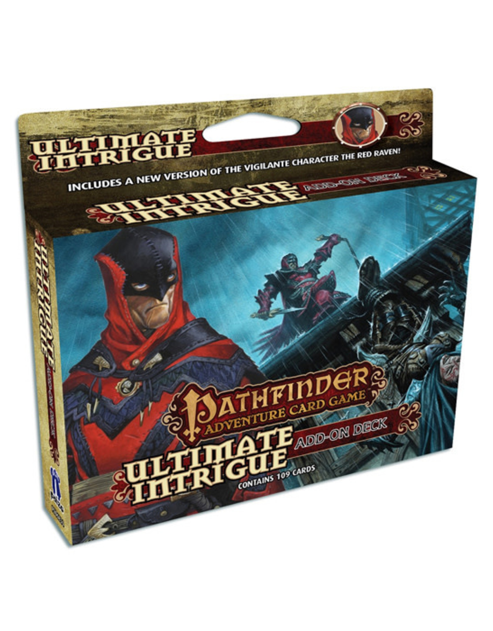 Pathfinder Pathfinder: Adventure Card Game - Ultimate Intrigue Add-On Deck