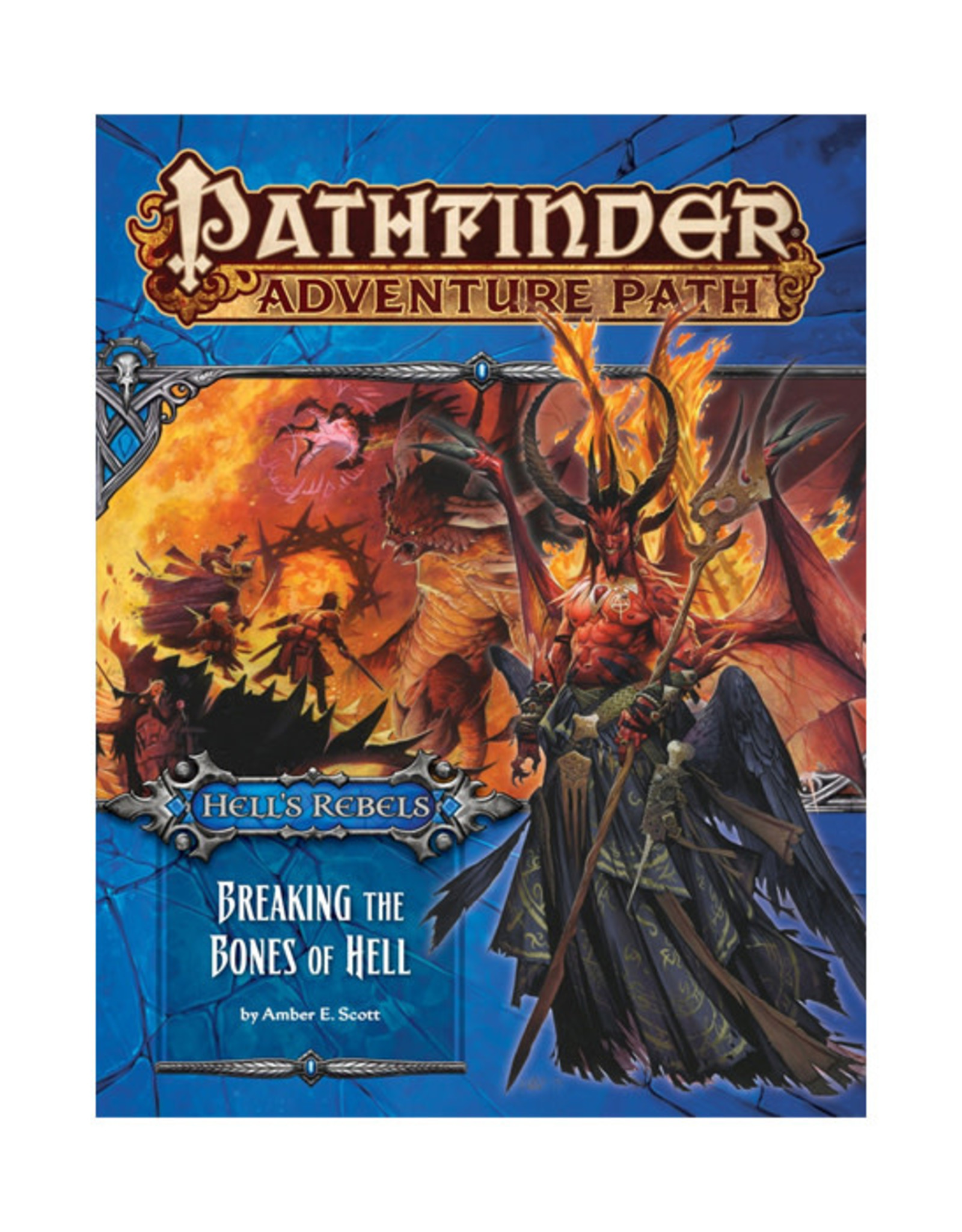 Pathfinder Pathfinder: Adventure Path - Hell's Rebels - Breaking the Bones of Hell