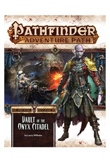Pathfinder Pathfinder: Adventure Path - Ironfang Invasion - Vault of the Onyx Citadel