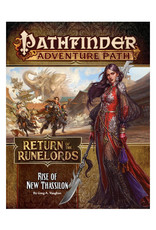 Pathfinder Pathfinder: Adventure Path - Return of the Runelords - Rise of New Thassilon