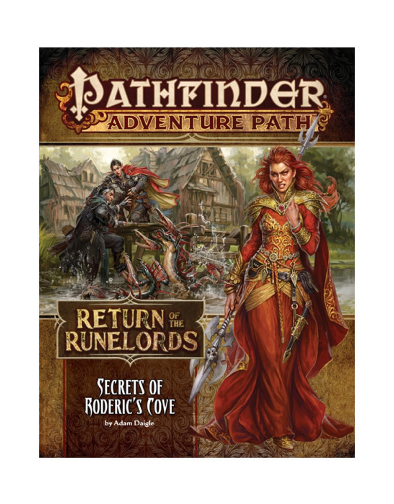 Pathfinder Pathfinder: Adventure Path - Return of the Runelords - Secrets of Roderic's Cove